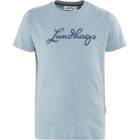 Lundhags Tee Enfant, soft blue